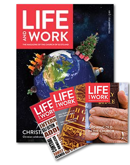 Life and Work magazines