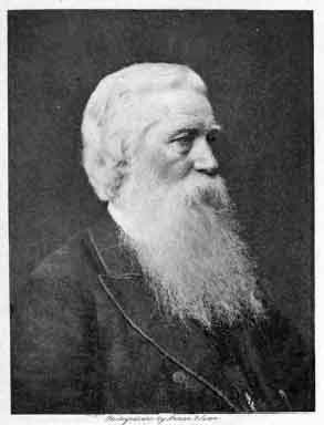 Picture of John G Paton, taken from his autobiography